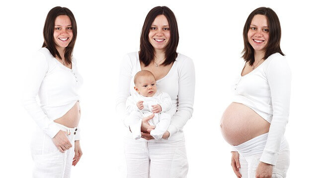A importância de perder peso na pré-gravidez