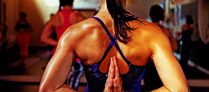 A importância do suor para desintoxicação