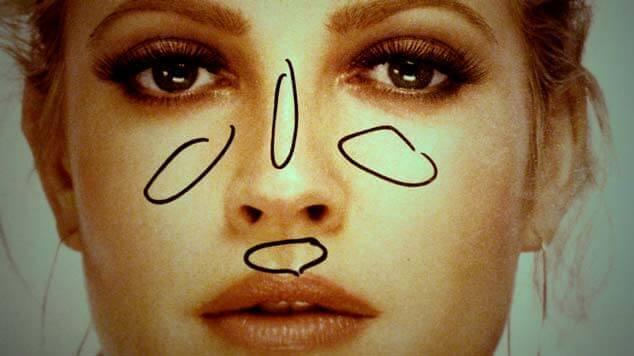 Acabe com as manchas no rosto