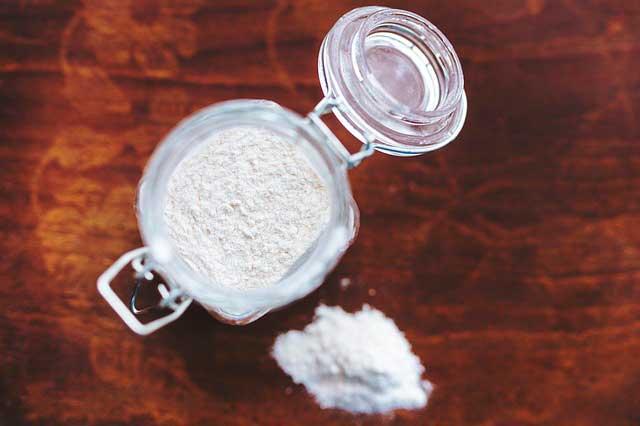Alergia a farinha de trigo branca