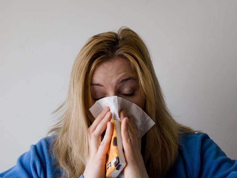 Alergia ao Ácaro da Poeira: Sintomas e Tratamento