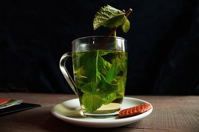 Alergia Chá verde