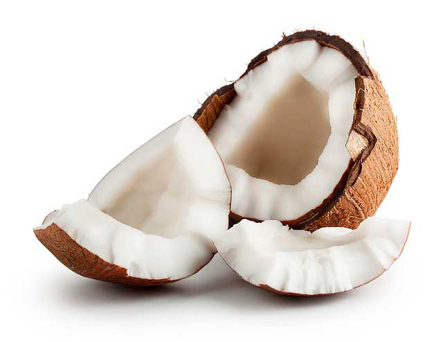 Alergia ao coco
