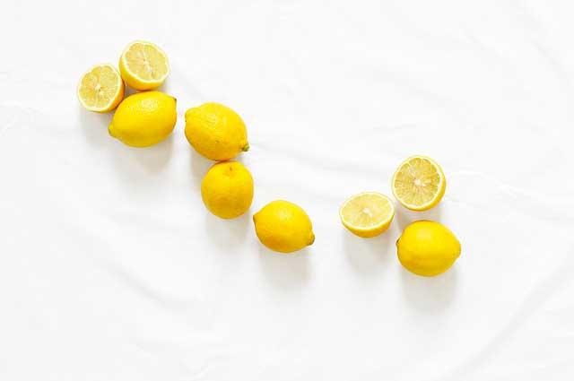 Alergia de Limão | Causas, Sintomas e Tratar