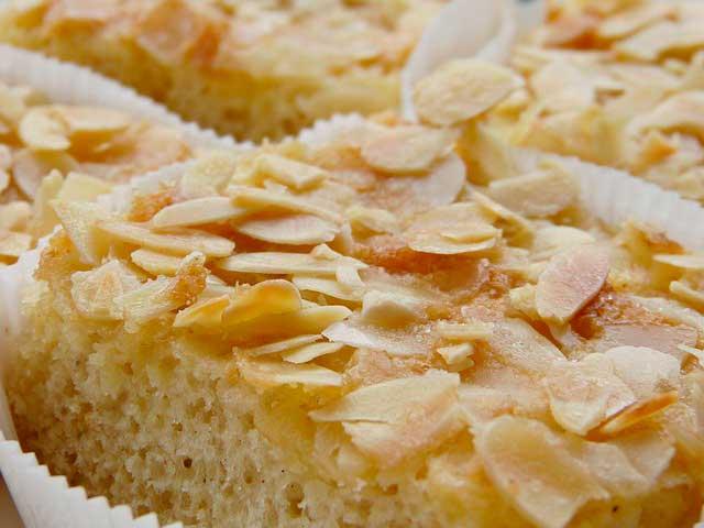 Alergia manteiga de Amêndoa
