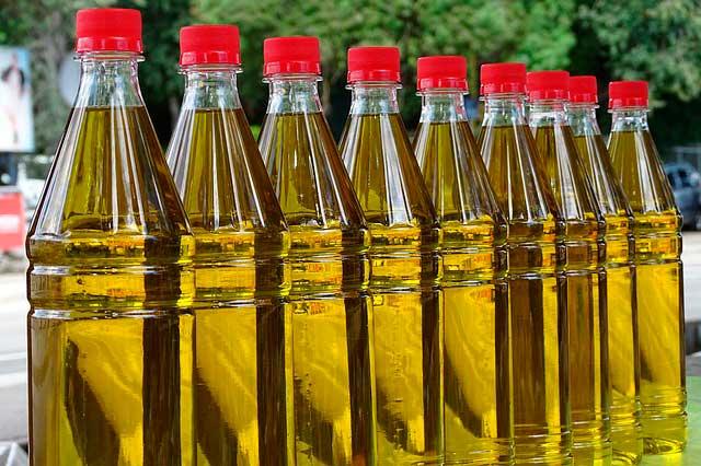 Alergia óleo de canola