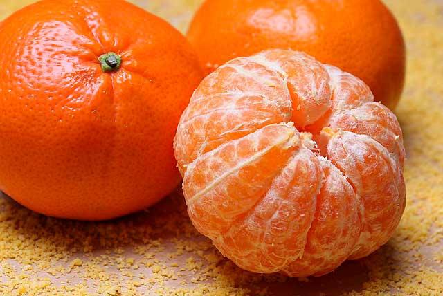 Alergia Tangerina | Sintomas e Efeitos Colaterias
