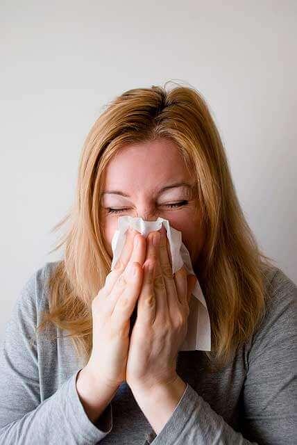 Alergias e Catarro Crônico