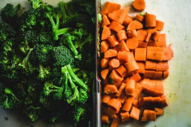 Alimentação anti-envelhecimento
