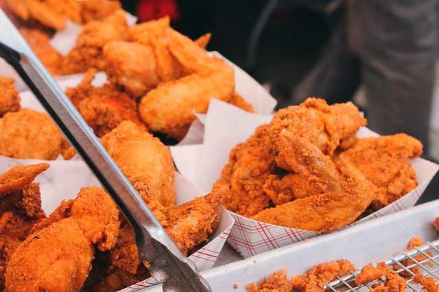 Alimentos Fritos e o Consumo do Colesterol Oxidado