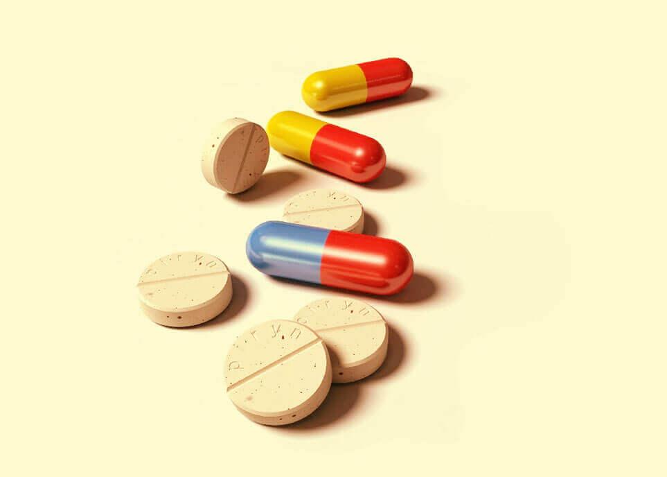 Anti-histamínicos, Descongestionantes e Analgésicos