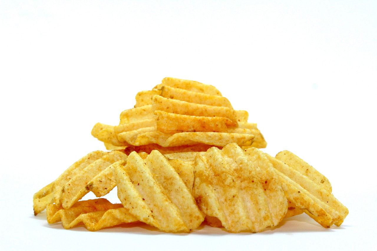 As batatas fritas podem causar alergia?