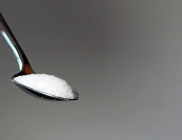 Aspartame e cãibras musculares