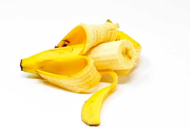 Banana para dor de estômago
