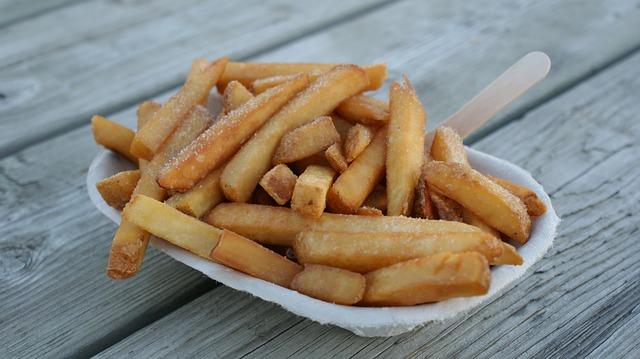 Batata frita faz bem ou mal para a saúde