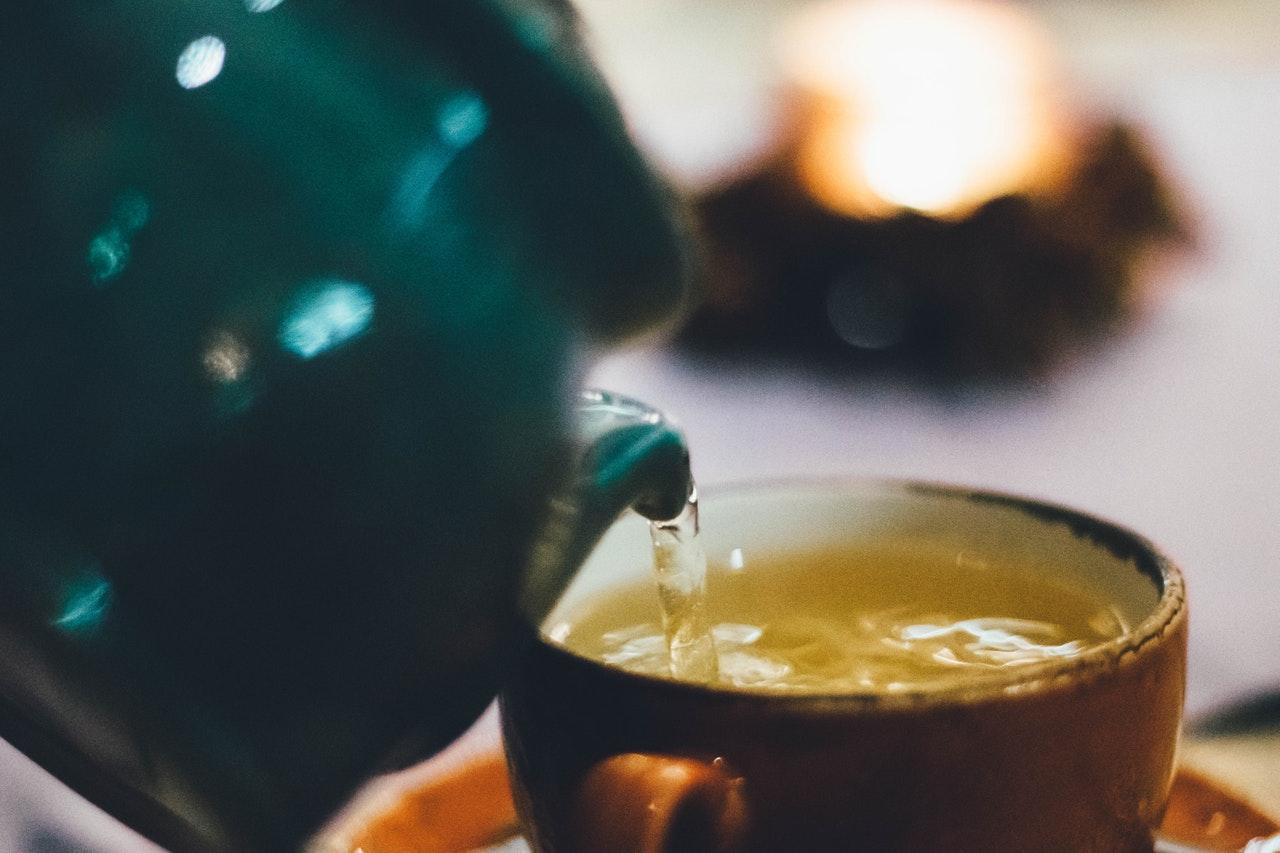 Beber Chá | Reduzir a absorção de ferro