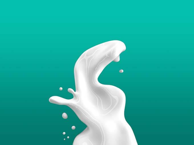 Beber leite para ter ossos e dentes fortes?