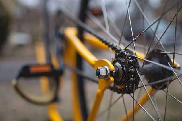 Beneficios andar de bicicleta