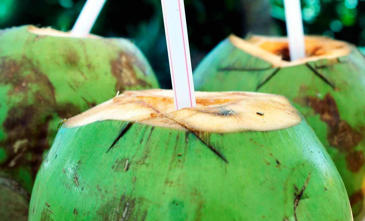 7 Benefícios da Água de Coco para Saúde