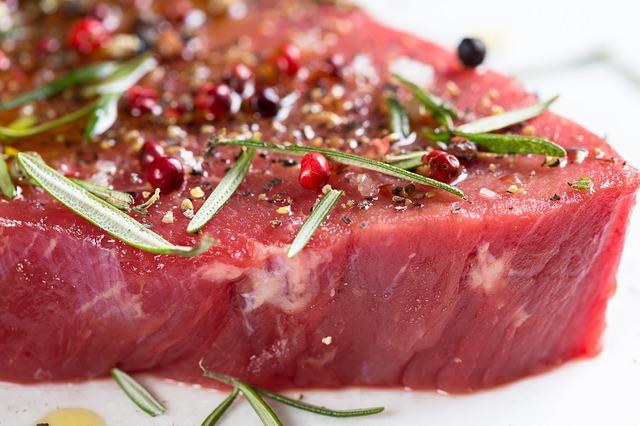 Benefícios da carne vermelha