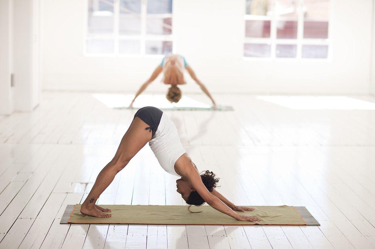 Benefícios da Yoga para Saúde
