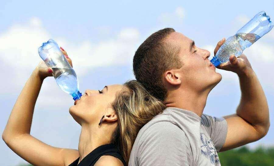 Benefícios de Beber Água