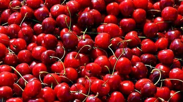 Benefícios de comer cerejas para a saúde