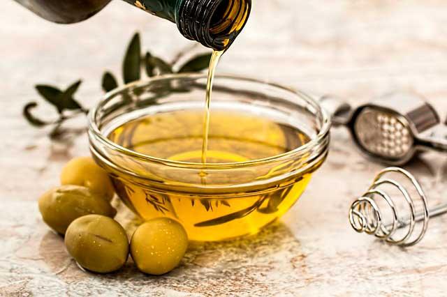 Benefícios do azeite para saúde