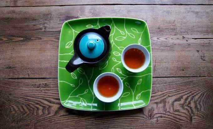 3 Benefícios do Chá de Ervas durante a Febre