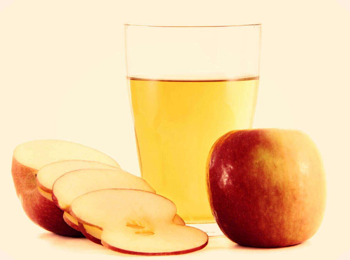 Benefícios do vinagre de maçã para a saúde