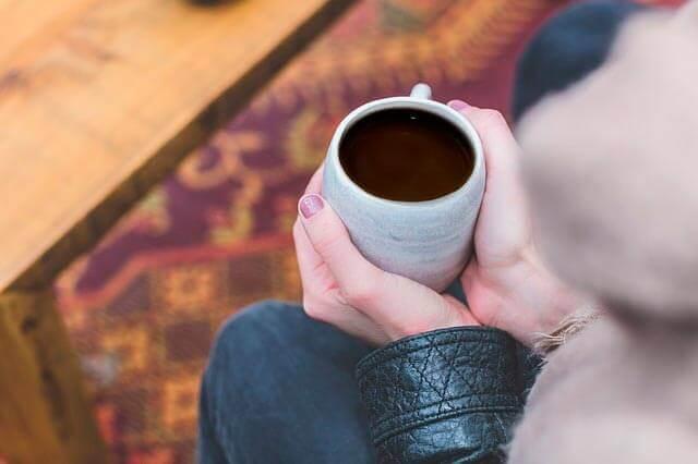 Café para dores de cabeça