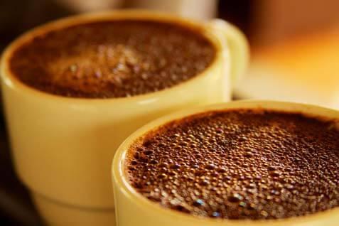 Café pode ajudar a queimar gordura