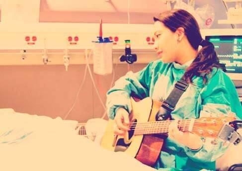 Câncer e Musicoterapia | Música acalma a ansiedade e a dor