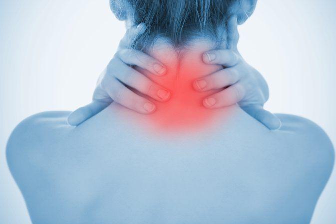 Cervicalgia é uma dor na região do pescoço