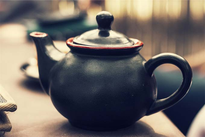 Chá preto pode ser bom para o estômago