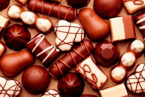 A verdade sobre o Chocolate Amargo e Chocolate Branco