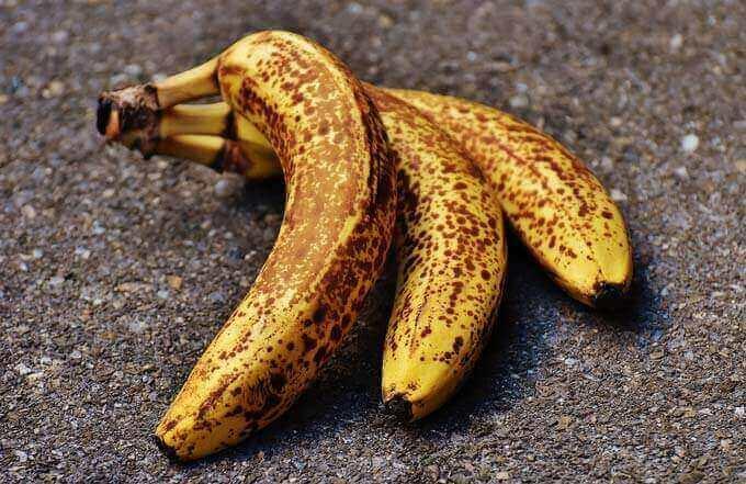 9 coisas que irão acontecer quando você comer bananas manchadas de preto
