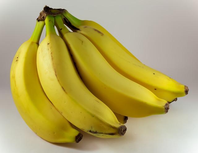 Banana e saúde do coração