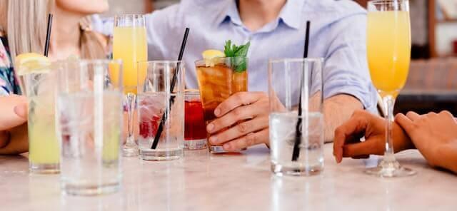 Como as Bebidas afetam o Ritmo Cardíaco?
