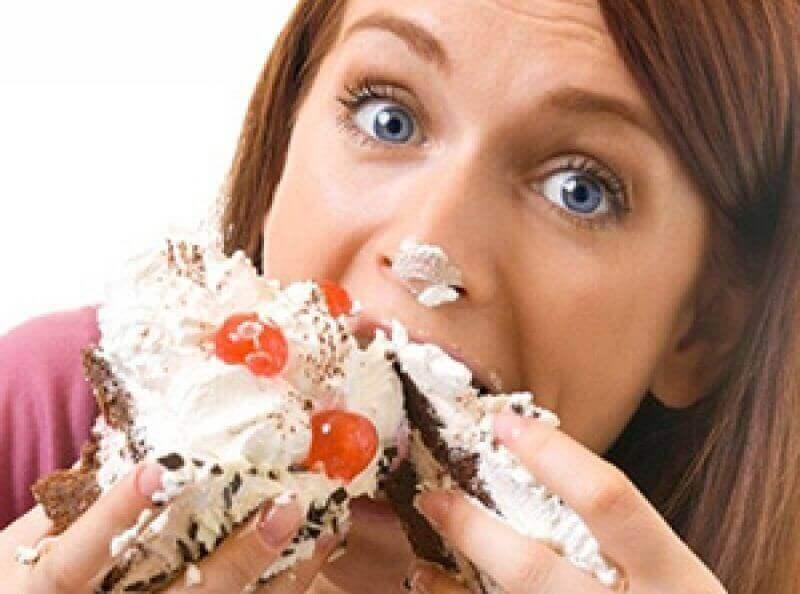 Como faço para controlar o ganho de peso induzido por estresse?