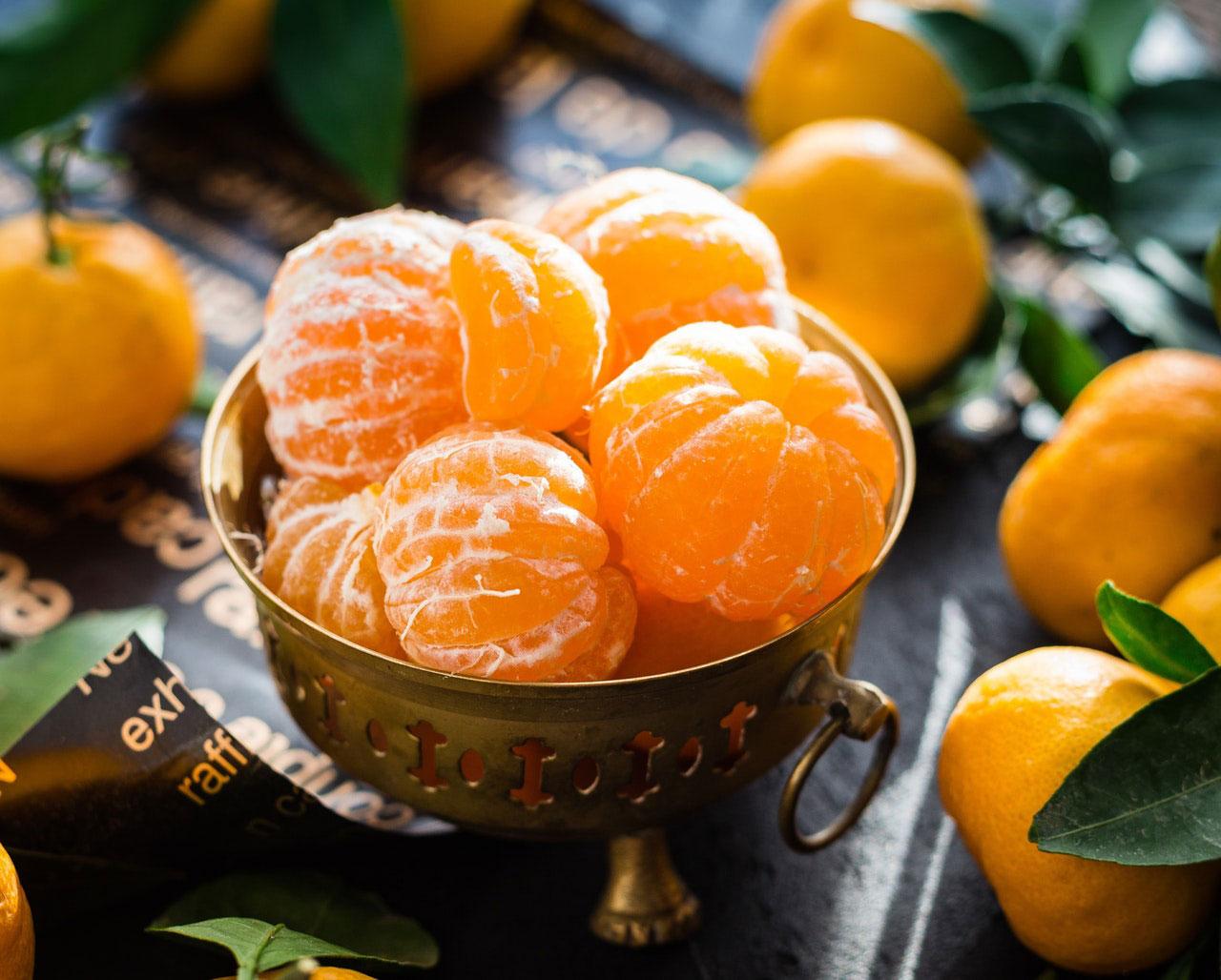 Como obter mais frutas cítricas em sua dieta