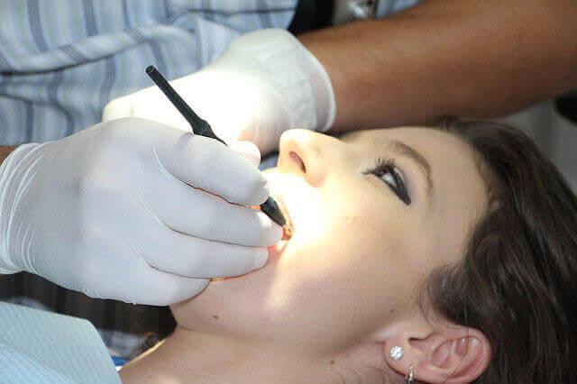 Complicações de um dente infectado