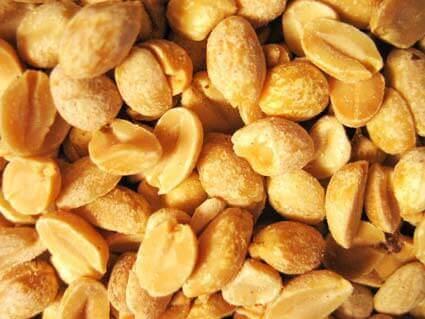 Consumo de amendoim e os benefícios para a função vascular