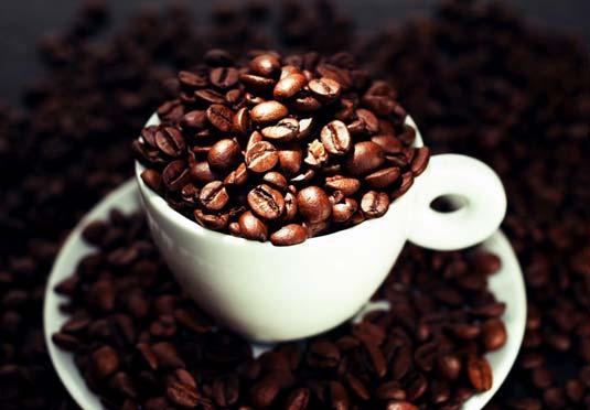 Consumo de cafeína e os sintomas da menopausa