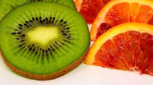 Diarreia depois de comer alimentos cítricos