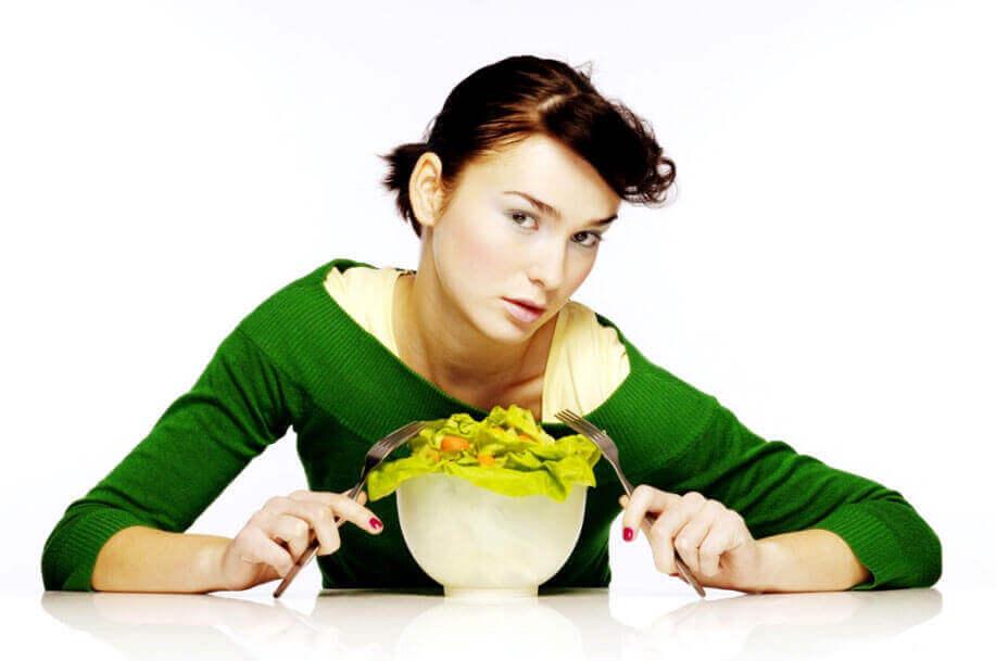 Dieta vegetariana ajuda a perder peso?