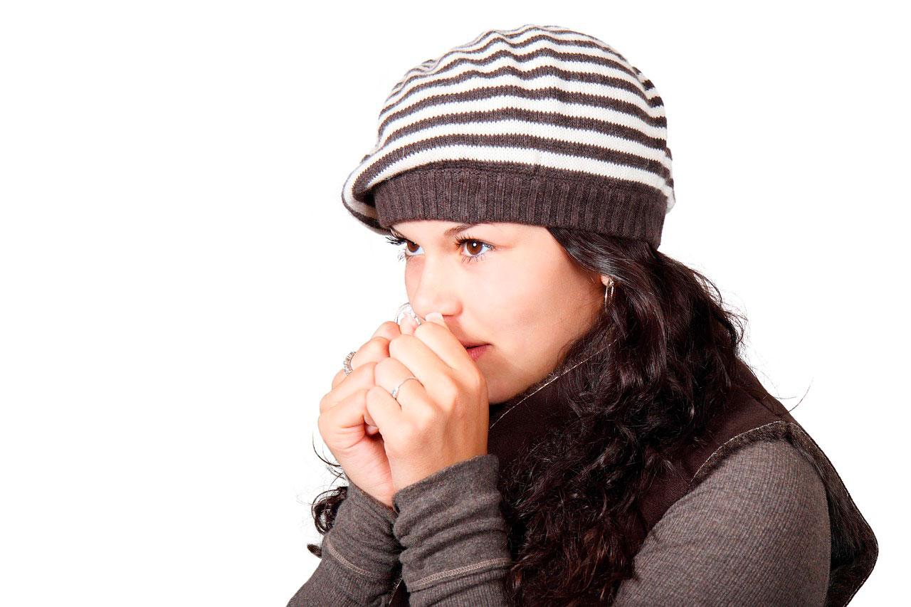 Doença cardíaca   Precauções do tempo frio