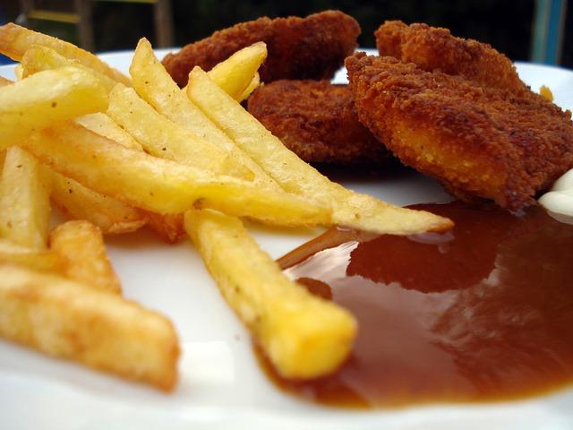 Dor abdominal depois de comer alimentos gordurosos