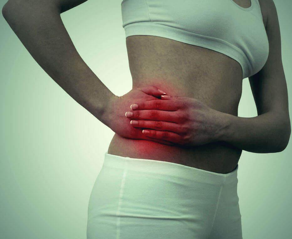 Pedra nos rins - Cálculo renal - Dor causada por pedra