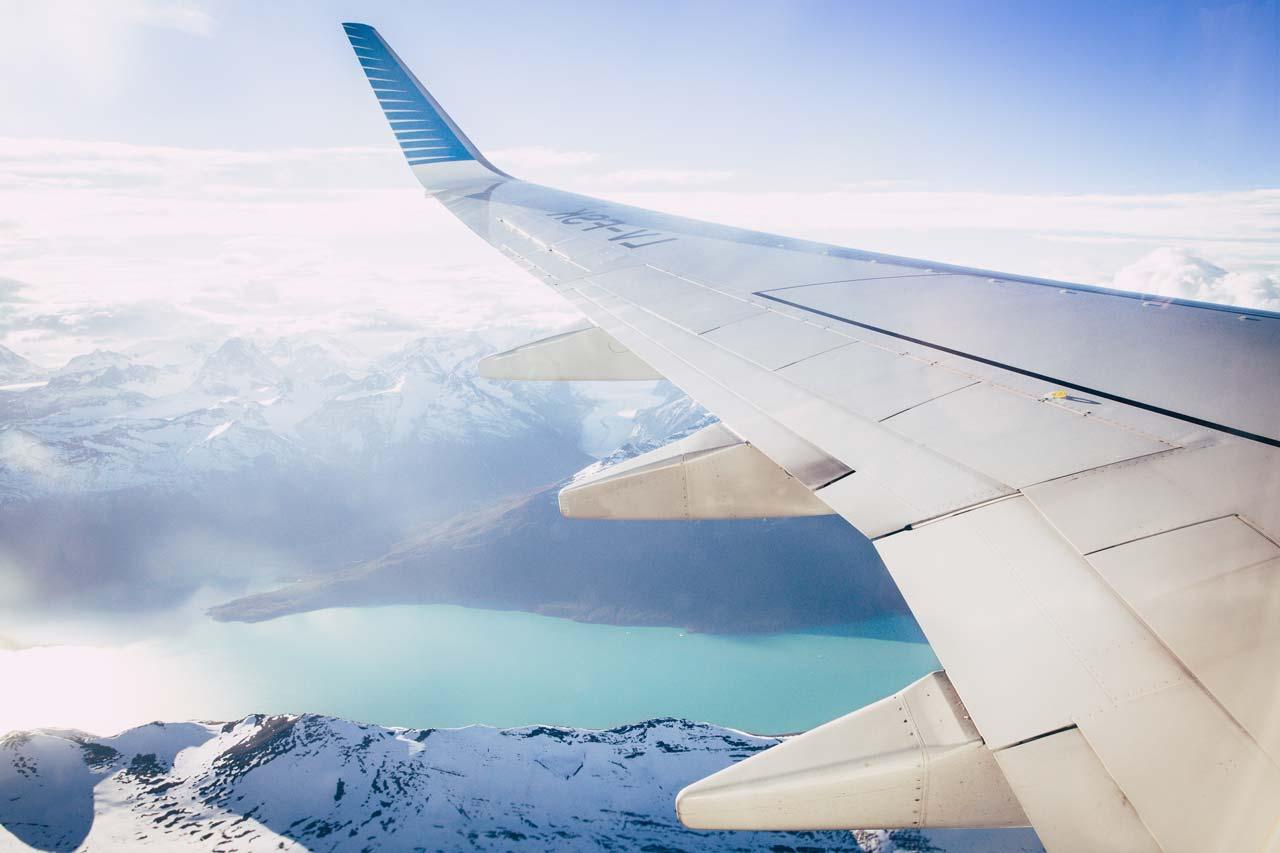 Dor Ciática durante voo de avião